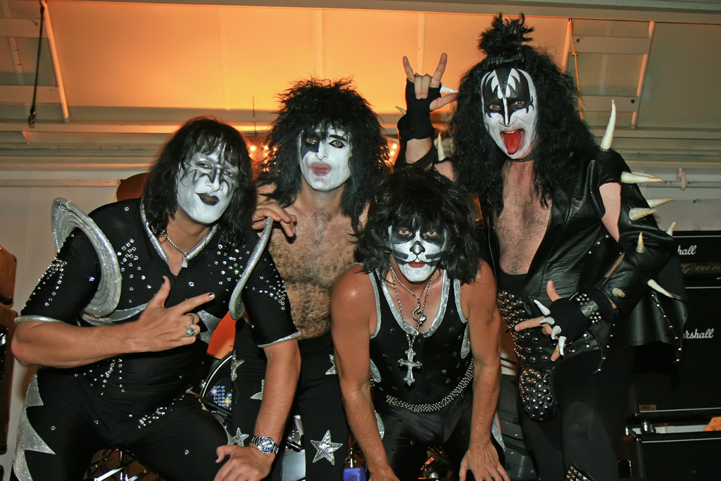 Kiss Alive...the Tribute