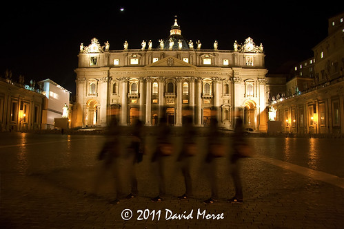 Walking San Pietro by David Morse