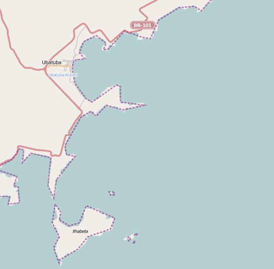 Mapa errado