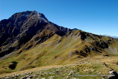 Pic du Midi, col et lac d'Arizes - jjsconcepts 2011