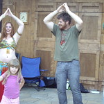 "Family friendly belly dance show <a style=""margin-left:10px; font-size:0.8em;"" href=""http://www.flickr.com/photos/51408849@N03/6238439437/"" target=""_blank"">@flickr</a>"