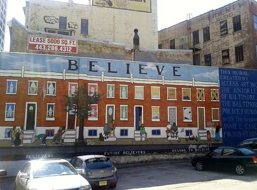 Believe Hon