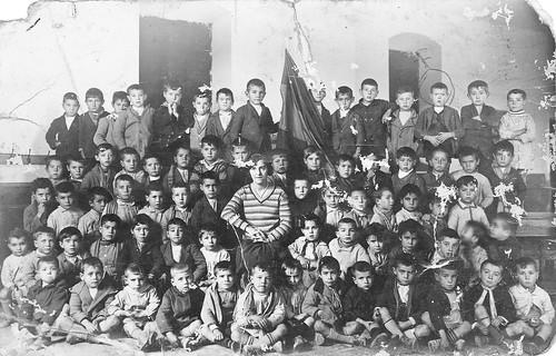 Foto escolar.