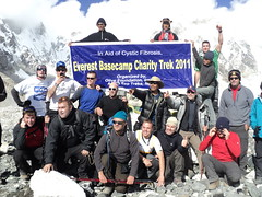 The Group (BuyandSell.ie) Tags: ireland tom trek paper hiking altitude basecamp newsprint mounteverest 2011 productionmanager buyandsell buysell charitytrek irishcompany buyandselldotie