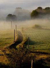 chemin barré (sabine-43) Tags: