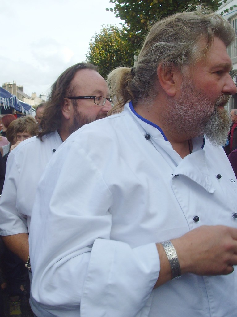 Hairy Bikers in Cockermouth