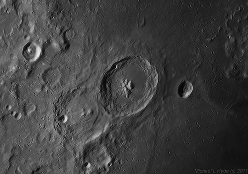 Theophilus crater. 151011 by Mick Hyde