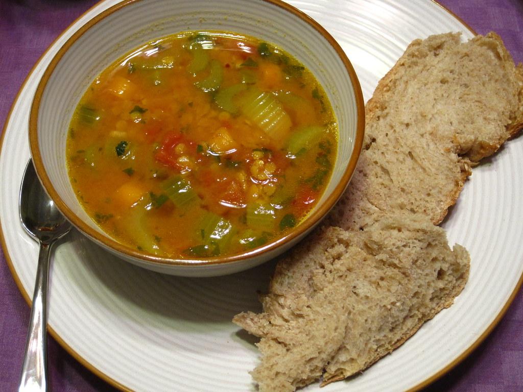 10/10/11 Red Lentil Soup