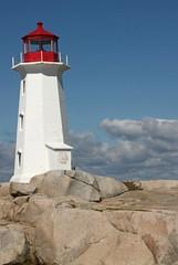 Lighthouse in Nova Scotia, CA (Mysophie08) Tags: canada novascotia thumbsup peggyscove bigmomma gamewinner challengeyouwinner friendlychallenges thechallengefactory yourockwinner herowinner storybookwinner pregamesweepwinner pregameduelwinner
