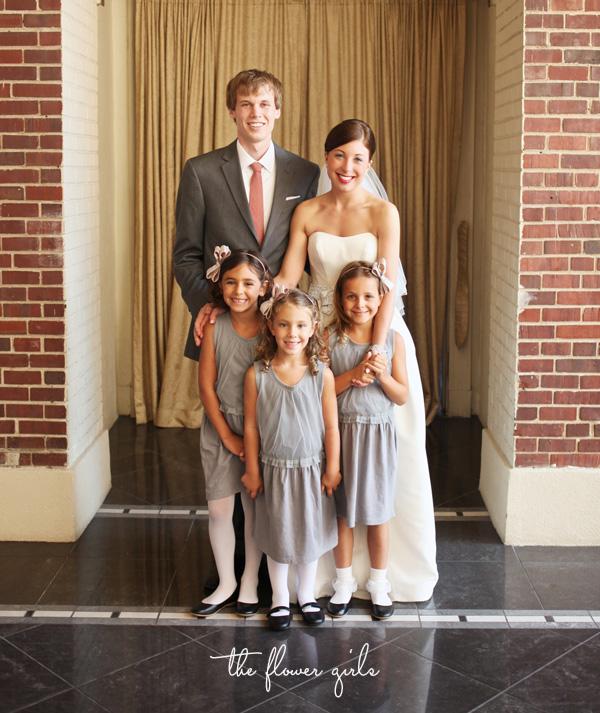 Omaha, Nebraska Wedding Planner attire_flower_girls