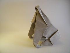 Gorilla – Stephen Weiss (Rui.Roda) Tags: origami gorilla stephen weiss papiroflexia gorila