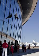 Spaceport America Dedication. Photo by Mark Greenberg