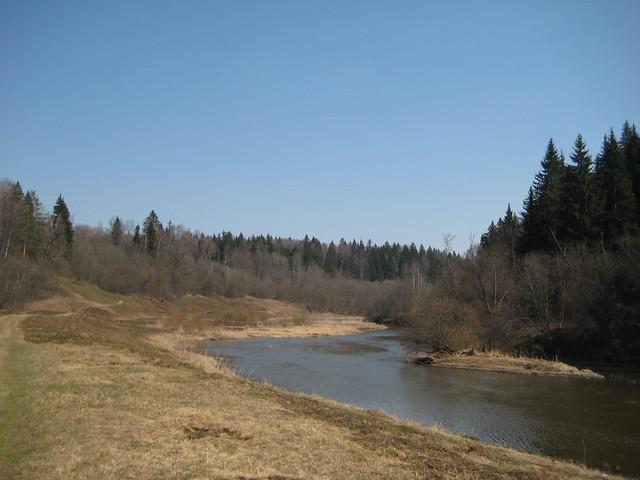 Долина реки Протва