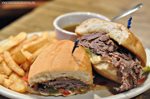 Phiily French Dip at Jethros ~ Mahtomedi, MN