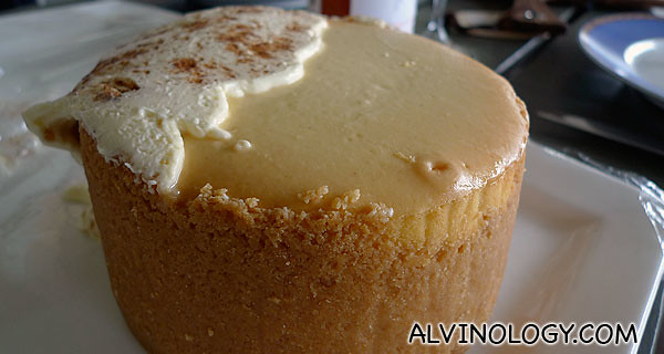 The cheesecake that got Eunice hooked