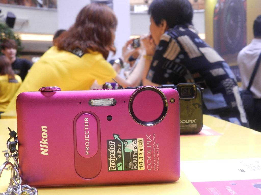 Testing the Nikon Coolpix P500 ...