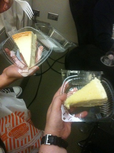 Junior's Cheesecake!