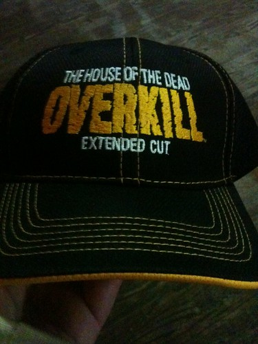House of the Dead: OVERKILL Extended Cut hat