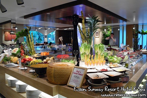 fuzion, sunway resort hotel & spa-50