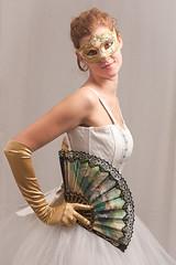 Venetian 3 (Leszek.Leszczynski) Tags: wedding mask venetian strobist