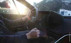 Lotus Esprit S1 (Pieter Ameye) Tags: grey gris hp grigio lotus engine carbs 1978 20 pk kiwi jamesbond grijs 160 bhp 907 2011 midengined dellorto thespywholovedme pieterameye esprits1