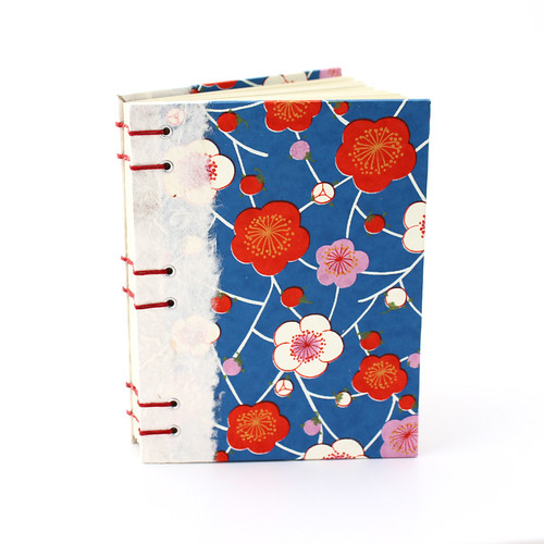 Plum Blossom Yuzen Journal