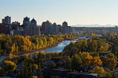 Goodnight, Calgary (Matthew P Sharp) Tags: city autumn canada calgary alberta