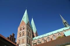 Lübeck (detseven) Tags: lübeck schleswigholstein backsteingotik