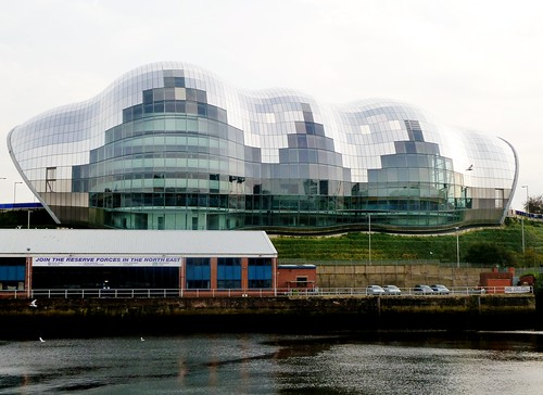 The Sage, Gateshead