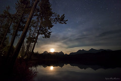 It all seems limitless (Dylan MacMaster) Tags: reflection night stars idaho stanley moonset sawtoothmountains littleredfishlake thepinnaclehof fotocompetitionfotocompetitionbronze tphofweek121