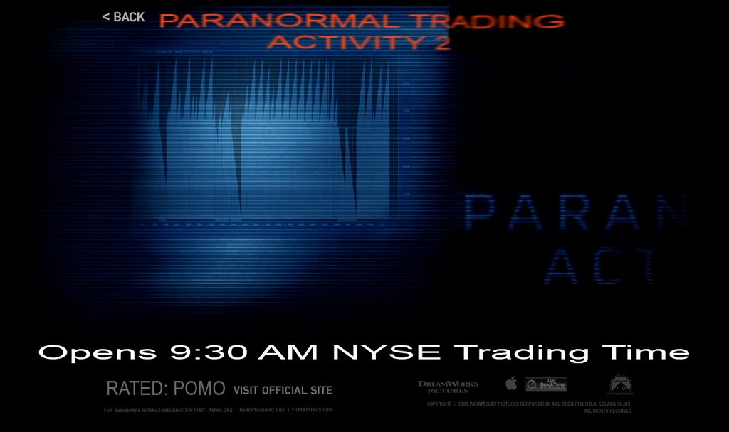 PARANORMAL TRADING ACTIVITY 2A