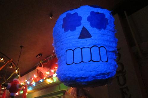 Las Perlas: Skull Pinata