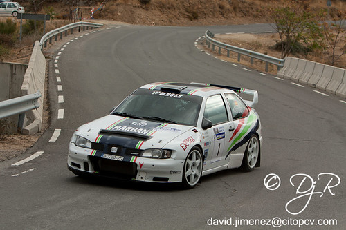 Daniel Marban-XVII Rallye Diputación de Ávila 2011