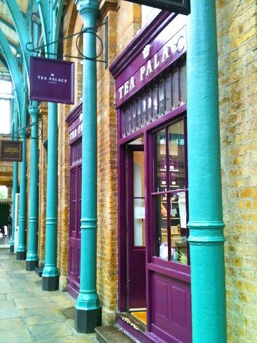 Tea Palace, Covent Garden