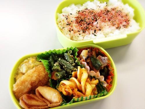 今日のお弁当 No.211 – 明太子
