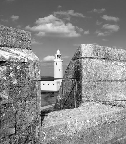 Lighthouse - Hurst Point