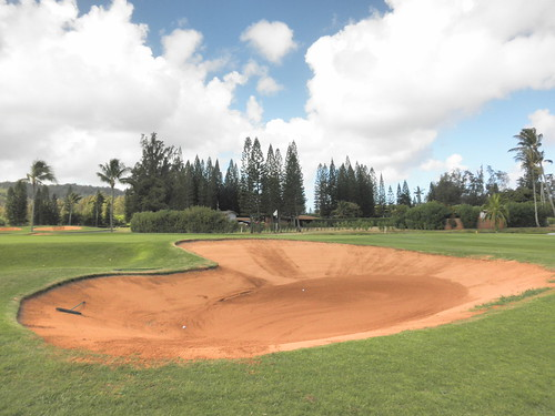 Turtle Bay Colf Course 144