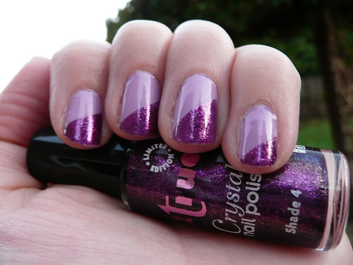 purple diagonal mani 3