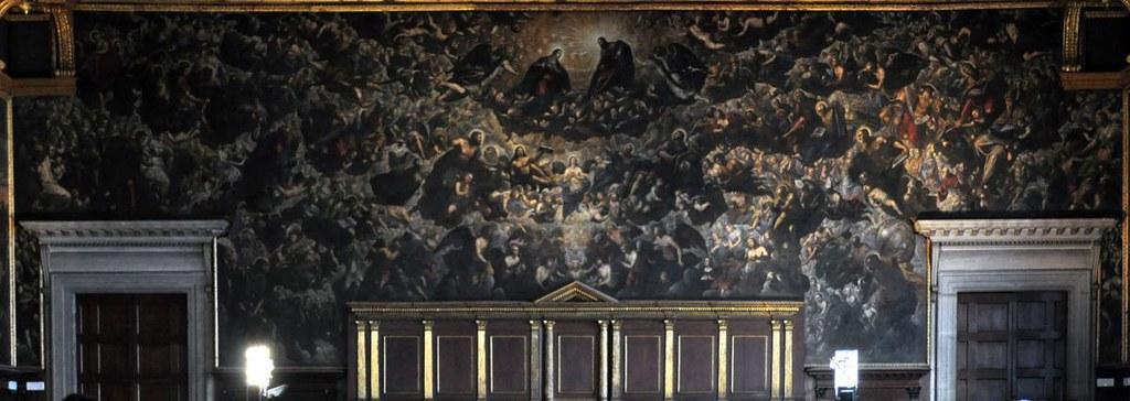 Paradiso - Tintoretto