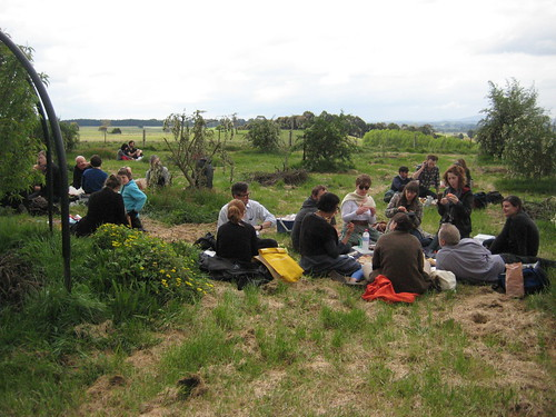 picnic at taranaki farm