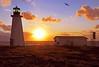 DGJ_4612 - Enragée Point Lighthouse (last one) (archer10 (Dennis) 125M Views) Tags: lighthouse canada island nikon novascotia free capebreton dennis jarvis d300 iamcanadian cheticamp 18200vr freepicture 70300mmvr dennisjarvis archer10 dennisgjarvis wbnawcnns enragéepoint