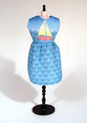 Blythe Sailboat Dress