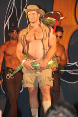 Crikey! (J. Rob McC) Tags: gay halloween orlando florida costumecontest 2011 parliamenthouseorlando