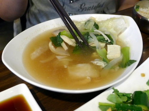 永和阿里郎-銅盤烤肉菜湯