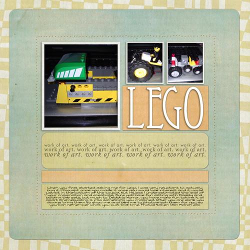 Lego by Lukasmummy