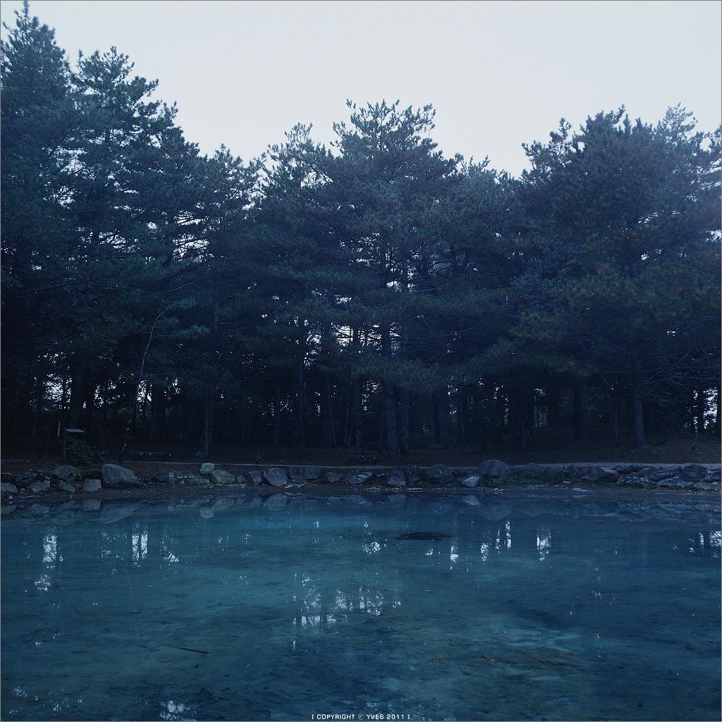 10月底片主題-藍