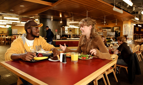 Residence Life and Dining Services