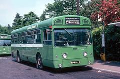 SM101 Dartford Joyce Green Hospital 2 June 1979 (national_bus_510) Tags: