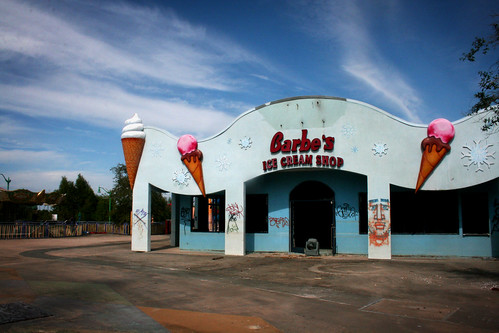 Ice Cream - Six Flags NOLA