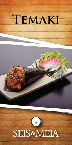 Banner - Temaki by chambe.com.br